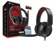 Headset Gamer Corsair Ca-9011121-Na-Y Raptor Hs30 2.0 Canais Preto