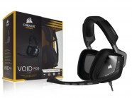Headset Gamer Corsair Ca-9011130-Na Void Rgb Dolby 7.1 Usb Preto