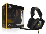 Headset Gamer Corsair Ca-9011131-Na Void 2.0 Stereo Preto