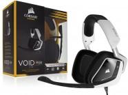 Headset Gamer Corsair Ca-9011139-Na Void Rgb Dolby 7.1 Usb Branco