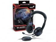 Headset Gamer Genius Hs-G450 Gamer 7.1 Canais