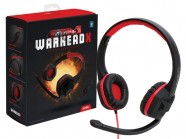 Headset Gamer Sentey Gs-4310Sp Warhead X High Definition Stereo