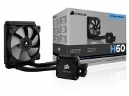 Hydro Cooling Corsair Cw-9060007-Ww H60 Radiador De 120Mm