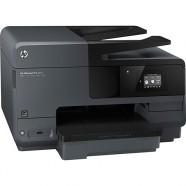 Impressora Multifuncional Jato de Tinta Color HP A7F64A#696 OJ PRO 8610