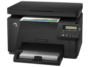 Impressora Multifuncional Laserjet Color HP CF547A#696 PRO M176N MFP