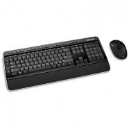 Kit Teclado e Mouse Sem Fio Microsoft Wireless 3000 - MFC-00006