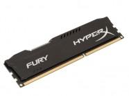 Memoria Ddr3 Hyperx Fury 4Gb 1600Mhz Ddr3 Cl10 240-Pin Black