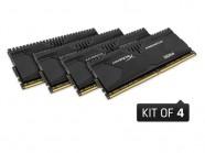 Memoria Gamer Hx424C12Pb2K4/16 Predator 16Gb (4X4Gb) 2400Mhz Cl12 Udimm Xmp