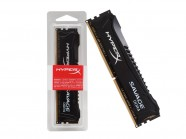 Memoria Gamer HX424C12SB/8 SAVAGE 8GB 2400MHZ NON-ECC CL12 DIMM BLACK