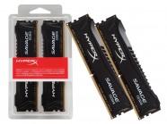 Memoria Gamer Hx428C14Sbk2/16 Savage 16Gb Kit(2X8Gb)2800Mhz Non-Ecc Cl14 Dimm