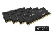 Memoria Gamer Hx430C15Pb2K4/16 Predator 16Gb (4X4Gb) 3000Mhz Cl15 Udimm Xmp
