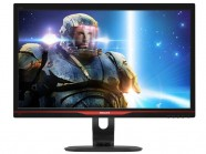 Monitor Gamer Philips Entusiasta 24' 1920X1080 Ips Full Hd 144Hz Widescreem Vga Dvi Hdmi Dp