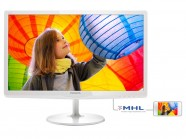 Monitor Philips 23' Led 1920 X 1080 Full Hd Widescreen Vga Dvi Hdmi Multimidia
