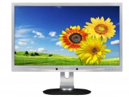 Monitor Philips 23' LED Multimidia Com Dock 1920X1080 Ful Hd Widescreen Vga Usb Ajuste De Altura