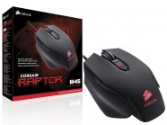 Mouse Gamer Corsair Ch-9000052-Na Raptor M45 5000Dpi Optico Preto