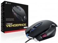 Mouse Gamer Corsair Ch-9000070-Na Vengeance M65 Rgb 8200Dpi Laser Preto