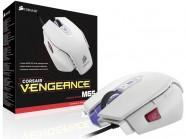 Mouse Gamer Corsair Ch-9000071-Na Vengeance M65 Rgb 8200Dpi Laser Branco