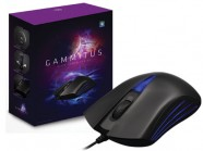 Mouse Gamer Sentey Gs-3500 Gammitus 3200Dpi Laser Optico Usb Preto