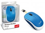 Mouse Wireless Genius Traveler 6000Z Blueeye Azul Usb 1200Dpi
