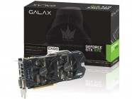 Nvidia Geforce Galax Gtx 970 Entusiasta Black Exoc Sniper Edition 4Gb Ddr5 256 Bit