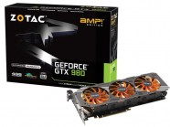Nvidia Geforce Zotac Gtx 980 Amp! Edition Entusiasta 4Gb Ddr5 256 Bit