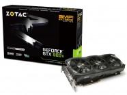 Nvidia Geforce Zotac Gtx 980Ti Amp! Extreme Edition Entusiasta 6Gb Ddr5 384Bit