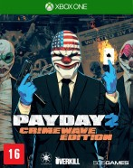 Payday 2: Crimewave Edition Ing Cpp (Nac-Bra) Xone 505