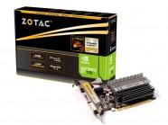 Placa de Video Gt 730 Low Profile 2Gb Ddr3 64Bit 1600Mhz 902Mhz 384 Cuda Cores Dvi Hdmi Vga