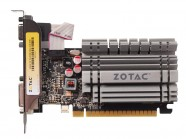 Placa de Video Gt 730 Low Profile 2Gb Ddr3 64Bit 1600Mhz 902Mhz 384 Cuda Cores Dvi Hdmi Vga