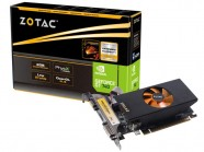 Placa de Video Gt 740 Low Profile 2Gb Ddr3 128 Bit 1782Mhz 993Mhz 384 Cuda Cores Dvi Hdmi Vga