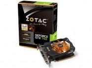Placa de Video Gtx 750 2Gb Ddr5 128Bit 5000Mhz 1033Mhz 512 Cudas Cores Dual Dvi Mini Hdmi