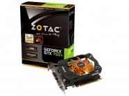 Placa de Video Gtx 750Ti 1Gb Ddr5 128Bits 5400Mhz 1030Mhz 640 Cuda Cores Dual Dvi Mini Hdmi