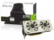 Placa de Video Gtx 950 Exoc White 2Gb Ddr5 128Bits 6730Mhz 1203Mhz 768 Cuda Cores Dvi Hdmi Dp