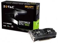 Placa de Video Gtx 960 Amp! Edition 4Gb Ddr5 128Bits 7010Mhz 1266Mhz 1024 Cuda Cores Dvi Hdmi Dp