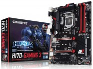 Placa Mae Gigabyte Ga-H170-Gaming 3 Lga 1151 Chipset H170 DDR4