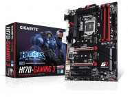 Placa Mae Gigabyte Ga-H170-Gaming 3 Lga 1151 Chipset H170 DDR3