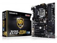 Placa Mae Gigabyte Ga-Z170-D3H Lga 1151 Chipset Z170