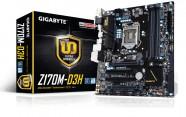 Placa Mae Gigabyte Ga-Z170M-D3H Matx Lga 1151 Chipset Z170 DDR4 3466Mhz