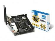 Placa Mãe MSI LGA 1150 Serie 9 Mini Itx Ddr3 3300Mhz Chipset Z97 Raid Wi-Fi Bluetooth