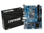 Placa Mae Lga 1151 Intel Centrium Matx Ddr3 1600Mhz Chipset H110 Hdmi Vga Ppb Box