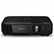 Projetor Epson Powerlite S31+ 3LCD 3200 lumens SVGA 15.000:1 Preto