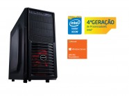 Servidor Torre Intel Centrium Sc-T1200 Quad Core Xeon 1220V3 3.1Ghz 4Gb 500Gb 2012 Foundation