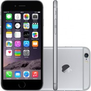 Smartphone Apple iPhone 6 64GB iOS 8 4G Wi-Fi Câmera 8MP