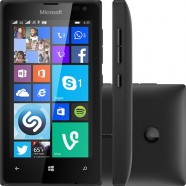 Smartphone Microsoft Lumia 435 8GB Dual Core 1,2Ghz Dual Chip Cam 2.0MP WiFi 3G 4.0