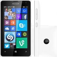 Smartphone Microsoft Lumia 435 8GB Dual Core 1,2Ghz Dual Chip Cam 2.0MP WiFi 3G 4.0