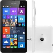 Smartphone Microsoft Lumia 535 8GB Quad Core 1,2Ghz Dual Chip Cam 5.0MP WiFi 5.0