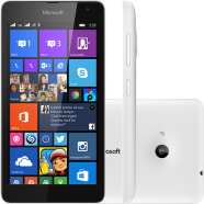 Smartphone Microsoft Lumia 535 8GB Quad Core 1,2Ghz Dual Chip Cam 5.0MP WiFi 5.0