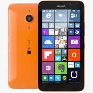Smartphone Microsoft Lumia 640 Xl Single 3g Tela 5.7 8gb Câmera 13mp - Laranja