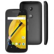 Smartphone Moto E 2ª Geração, Single Chip, Preto, Tela 4.5, 4G, Android 5.0, Câmera 5MP, 8GB
