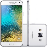 Smartphone Samsung Galaxy E5 Duos E500 16GB Quad Core 1,2 Ghz DualChip Cam8.0 MP WiFi 4G 5.0